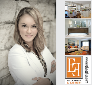 Thinking of a fall bathroom reno? Evelyn Eshun shares her favourite design tips!