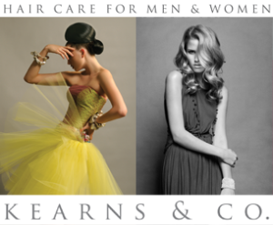 Hair for Christine, Kate and Sharon by KEARNS & CO.