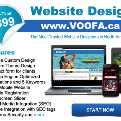 Fully Optimized Website Design for Just $750 Only/-