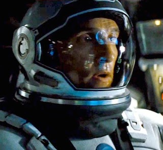 Interstellar – movie review by Anne Brodie