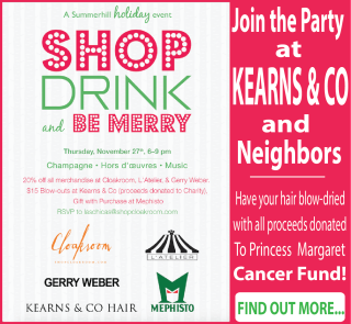Join the Party at Kearns & Co and Neighbors