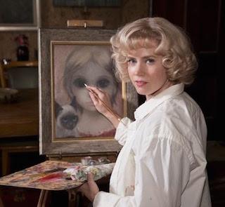 Big Eyes – Movie Review by Anne Brodie