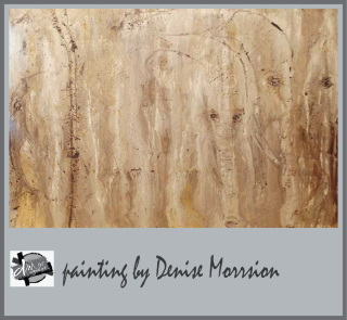 Denise Morrison discovers a passion and talent for painting to help with pain