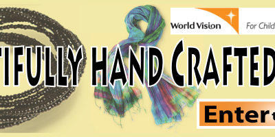 Win a Hand-beaded Maasai Bracelet and a Hand-crafted Silk Scarf!