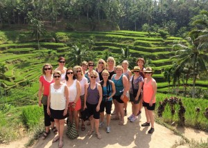 2 CATHY GOTFRIED - BABES IN BALI AT TEGALLALANG RICE TERRACES