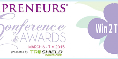 WIN 2 All Access Passes to the Mompreneur Show- $350 Value!