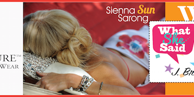 Win a Sierra Sun Sarong by UV Couture
