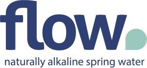 FlowLogoWhiteTag