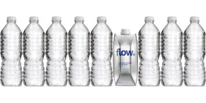 Plastic Bottle:Flow