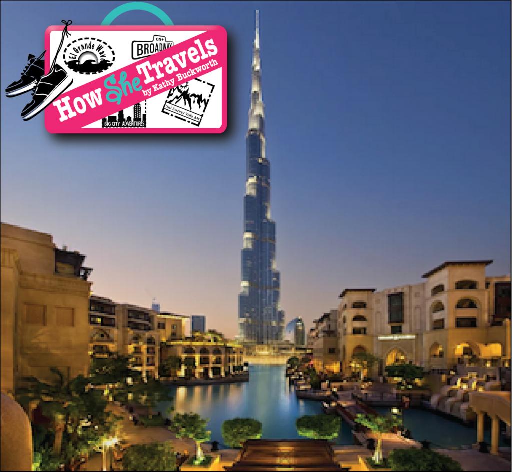 How She Travels My Dubai By Kathy Buckworth What She Said