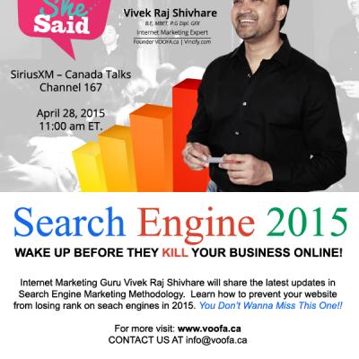 Google 2015 Update May Affect Your Website   Vivek Raj Shivhare – Internet Marketing Guru