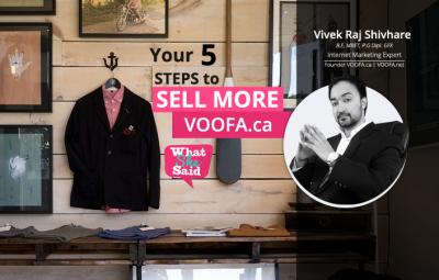 Toronto Web Design Company VOOFA