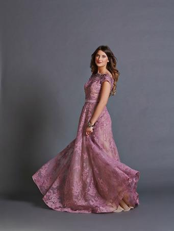 Pretty in Pink Crinoline Ball Gown by Sivalia
