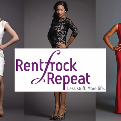 Win a $200 Gift Certificate from Rent frock Repeat!