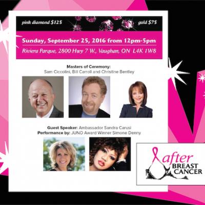 Win Tickets to After Breast Cancer's Annual Pink Diamond Luncheon Gala