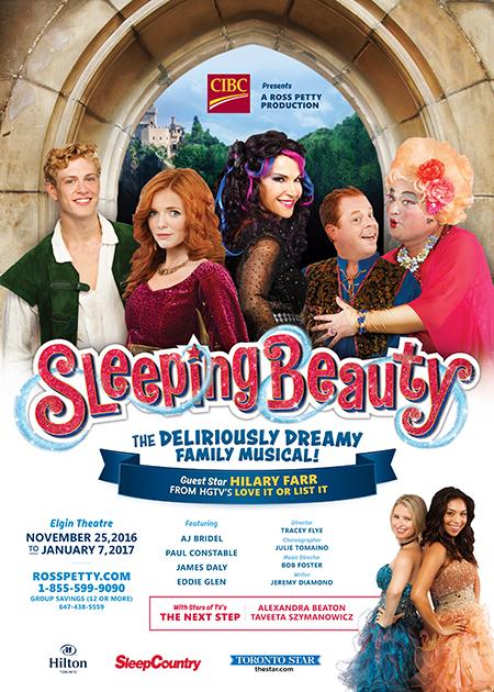 ROSS XX - SleepingBeauty-Poster20x28-2.indd