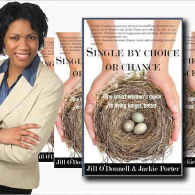 """More copies to give away! """"Single by Choice or by Chance"""", by Jackie Porter and Jill O'Donnell!"""
