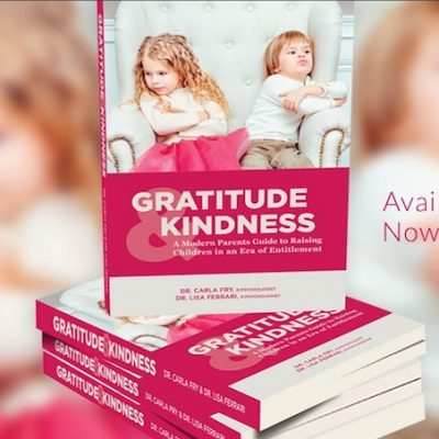 Win a copy of Gratitude & Kindness by Dr. Fry and Dr. Ferrari