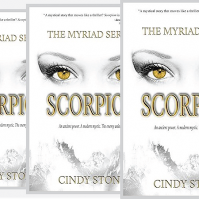 """Win a copy of """"Scorpion"""" by Cindy Stone!"""
