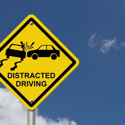 Distracted Driving: Dangerous for your safety and your wallet