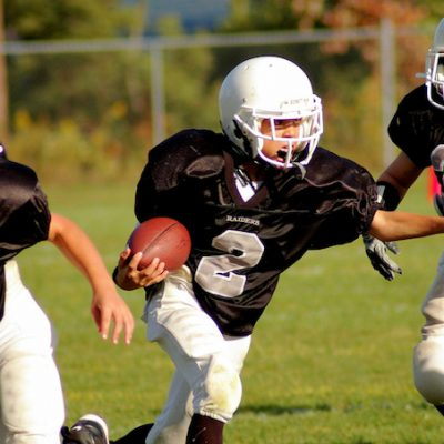 Kids and Concussions: by Alison Burrison