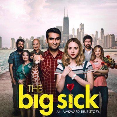 THE BIG SICK Screening Giveaway – Toronto, Vancouver, Calgary, Edmonton, Winnipeg, Ottawa, Halifax & Victoria!