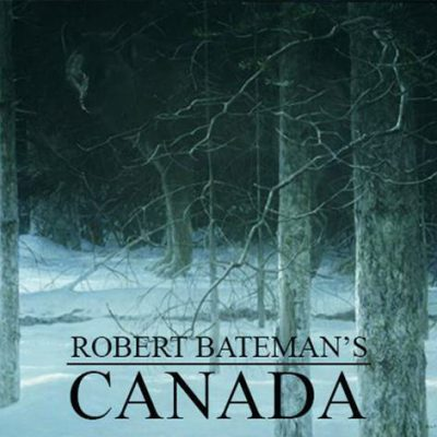 Contest: Iconic Canadian Painter Robert Bateman To Visit Select Art Galleries