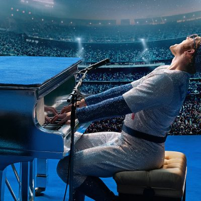 Rocketman's Blast from the Past Gloriously Outré, Two Huge Legal Fails, Downton Abbey Redux Prep, Angels, Devils, Designers and Keanu Reeves Alert!