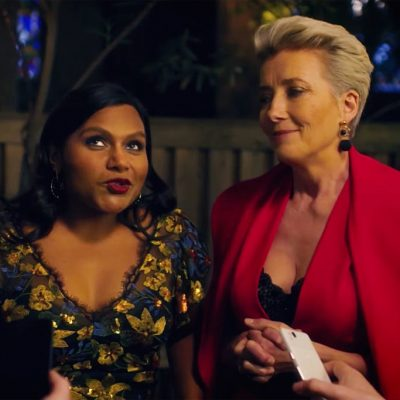Emma Thompson and Mindy Kaling Are the Best Couple, Two Old Friends Make Light of Marriage, Diane Keaton's Beau is a Tramp, Get Your Ballroom on, Andre Leon Talley, Gay Mean Girls and Loads of Pride Month Viewing!