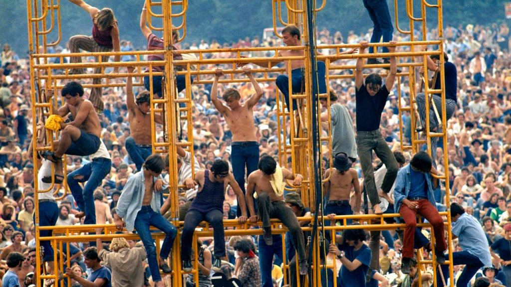 Even More Sixties Nostalgia as We Await Woodstock's Fiftieth