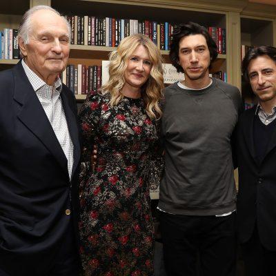 Noah Baumbach, Laura Dern, Adam Driver and Alan Alda talk 'Marriage Story'