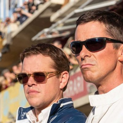 Matt Damon and Christian Bale Take the Wheel and the Heat in a Breathtaking Racing Film, Nature Is Just as Exciting for One Small Creature, Alicia Vikander's Tokyo Noir, A Chinese Noir, Season Three of The Crown – at Last! And Who's on First?What a Time to Be Alive.