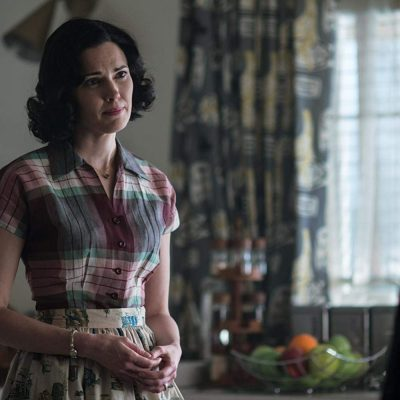 Laura Mennell Stars in the Fact-Based Roswell Drama, Project Blue Book