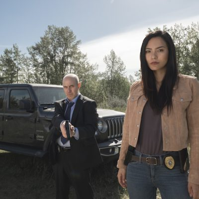 Jessica Matten Makes Television History in Tribal, APTN's Stereotype-Busting Series