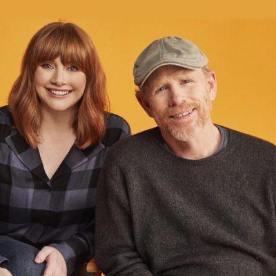 Anne Brodie Interviews Bryce Dallas Howard, Director of Dads